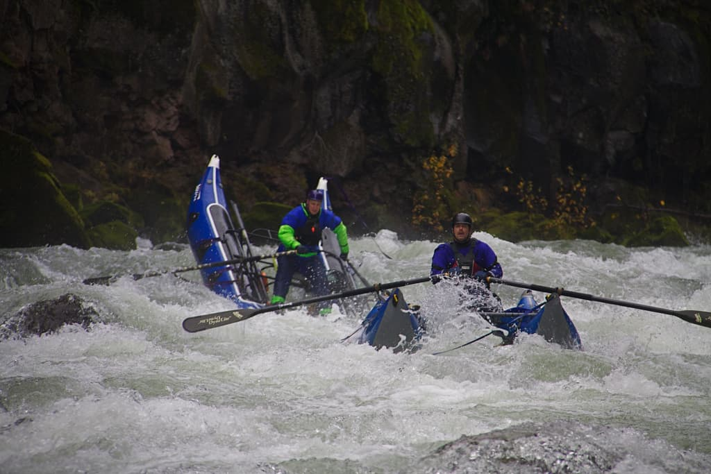 Mark and Greg in Initiation Rapid