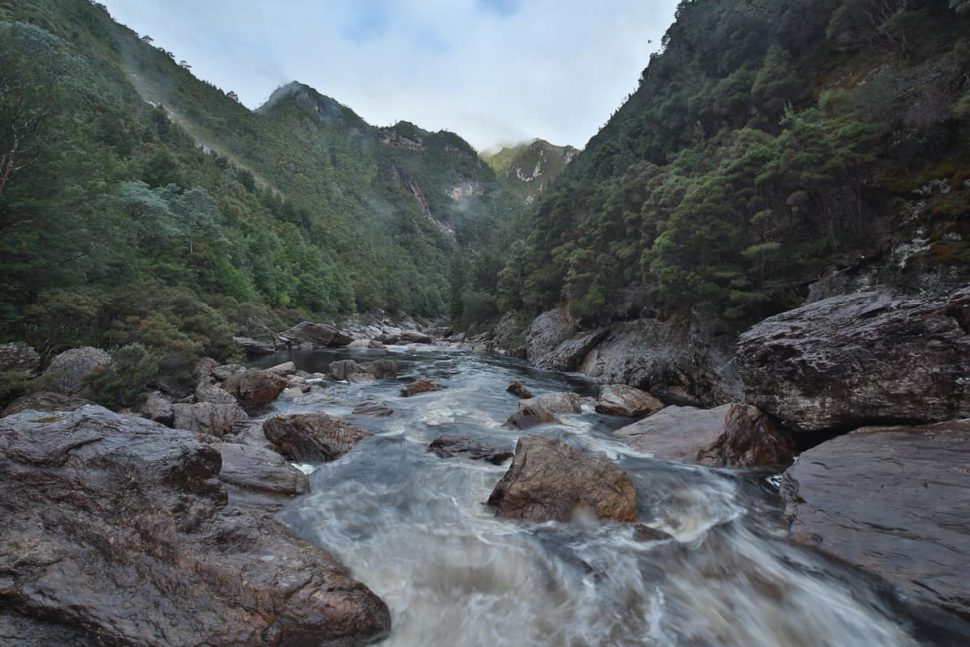 Australia's Franklin River