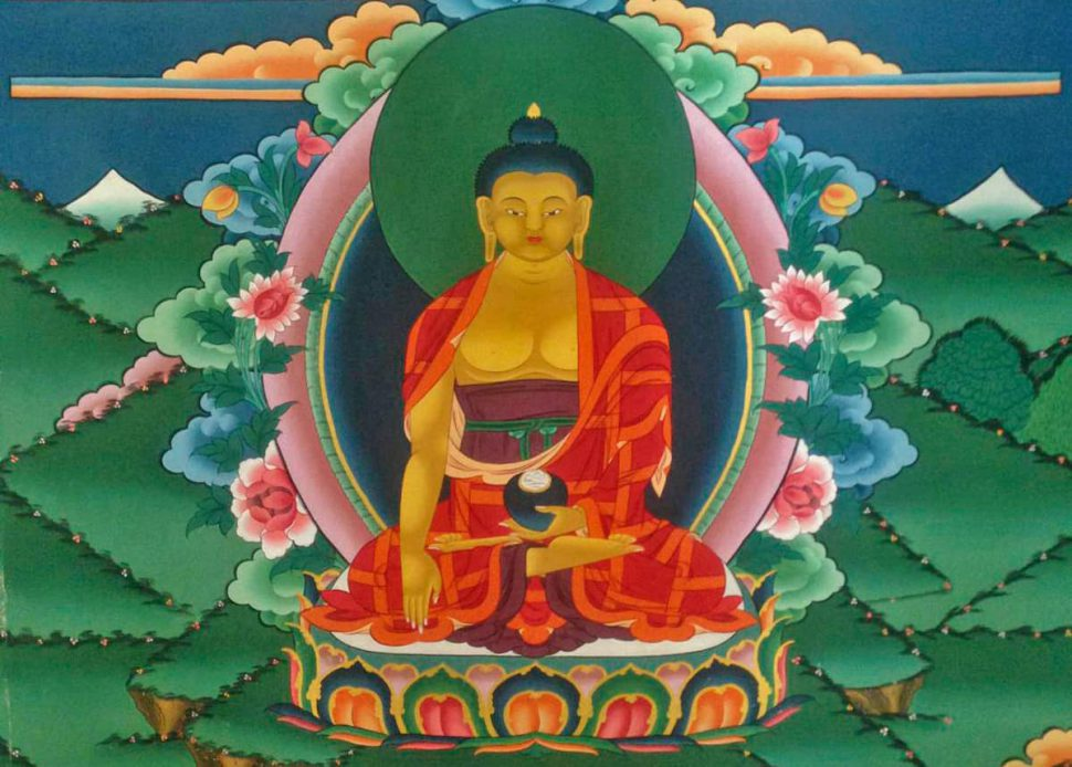 Buddha Sakyamuni is the founder of Buddhism