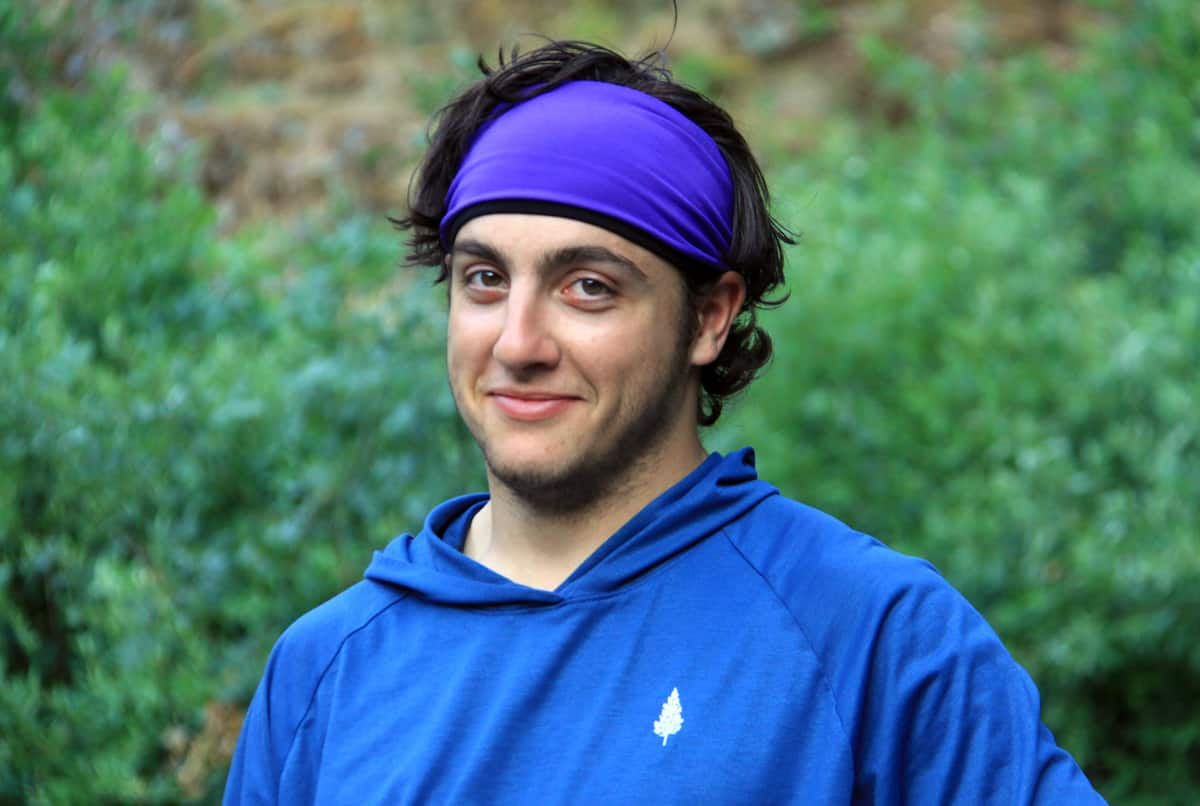 Wearing a Headwrap at Camp