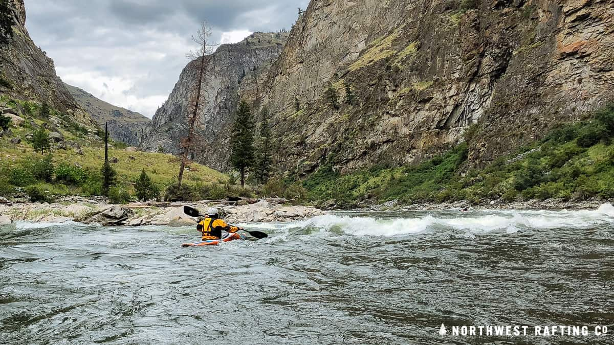 Middle Fork of the Salmon Kayaking